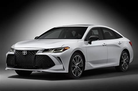 2019 Toyota Avalon Reviews And Rating