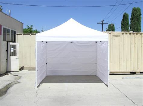 10x10 canopy with walls economy 10 solid colour tent wall airdancers ca