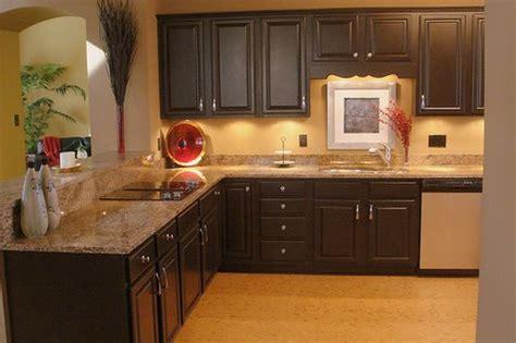 kitchen makeover  black cabinets