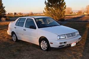 Mk3 Vw Jetta 1996 White 5spd 4 Door Volkswagen