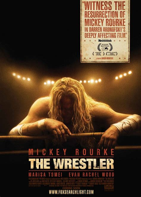 摔角王(The Wrestler)-电影-腾讯视频