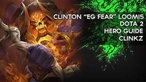 Clinkz - Dota 2 Hero Guide - EG Fear - Razer Academy - YouTube