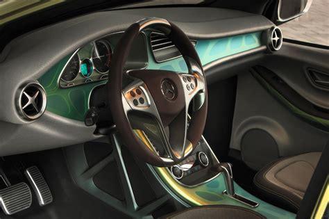 2009 Mercedes Benz Concept Bluezero Concepts