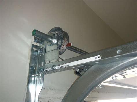garage door cable on one side garage door repair park ridge nj 201 373 6011 call now