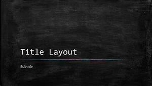 chalkboard education presentation widescreen With chalkboard template microsoft word