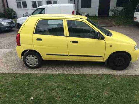 2004 Suzuki Cars by Suzuki 2004 Alto Gl Auto Yellow Car For Sale