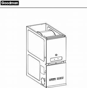 Goodman Mfg Gds80703axca  Gds80904bxcb  Gds80453axca