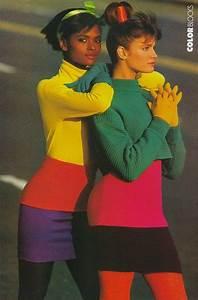 """supermodelobsession: Elle US 1987""""Color Blocks""""Models ..."""