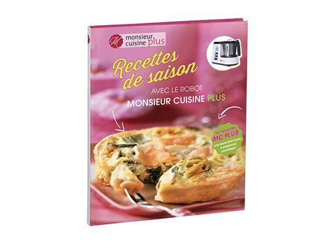 2 recettes de cuisine livre de recettes quot monsieur cuisine plus quot lidl