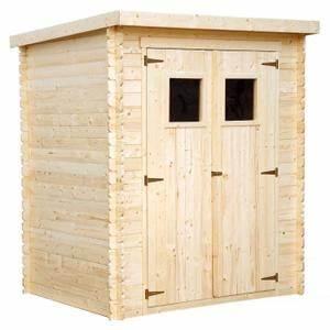 Abri De Jardin Pvc Toit Plat : abri en bois achat vente abri en bois pas cher cdiscount ~ Dailycaller-alerts.com Idées de Décoration