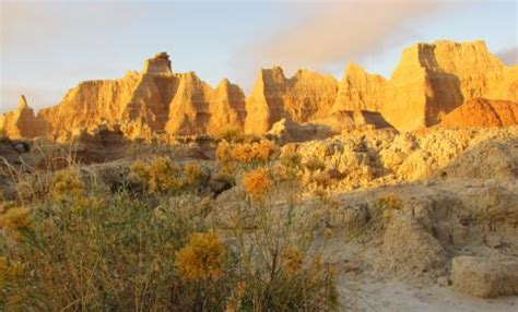 ways        badlands national park