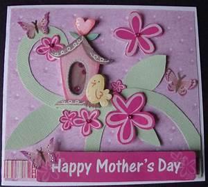17 Best Photos of Handmade Mother's Day Cards - Handmade ...