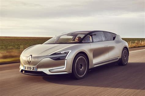 Renault Concept by Renault Symbioz Concept Review Auto Express
