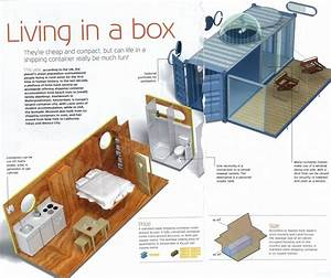 Living In The Box : container homes designs and plans container house design ~ Markanthonyermac.com Haus und Dekorationen