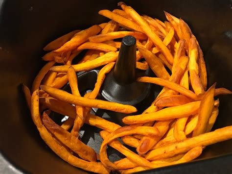 fryer air cooked fries yam sarki