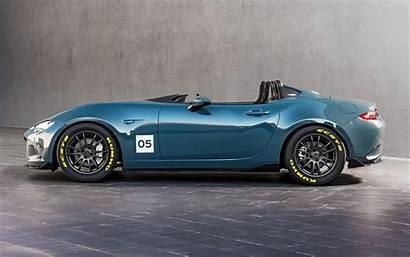 Mazda Mx Concept Speedster Wide
