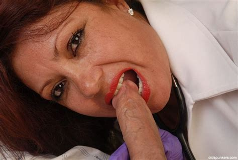 mature mexican doctor blowjob 1 for older porn lovers