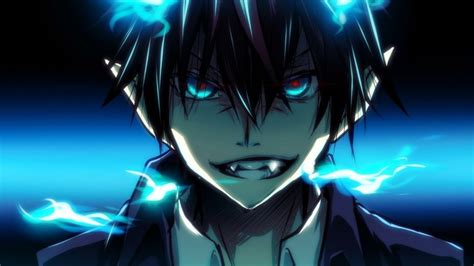 Blue Wallpaper Anime - blue exorcist wallpapers anime hq blue exorcist pictures