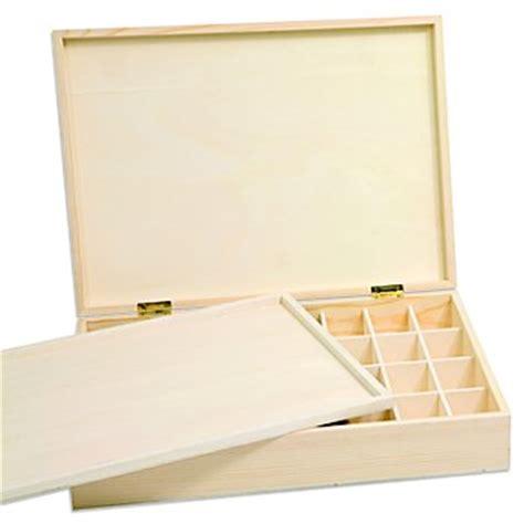 bo 238 te de rangement en bois 32 compartiments 36 x 26 x 7 cm acheter en ligne sur buttinette