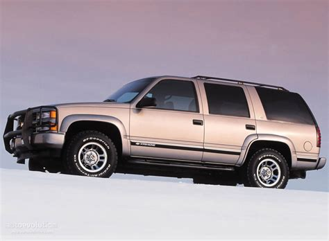 Chevy Tahoe Reviews