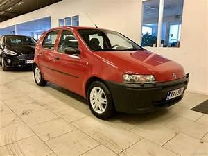 Fiat Punto 60 Elx 5d Vain 73 Tkm      Super Siisti Ja