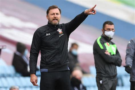 Redmond Set to Start: Predicted Southampton Lineup vs ...