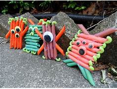 Easy Halloween Crafts For Preschoolers With Just The Right Amount Of