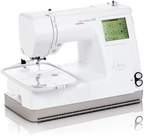 bernina deco embroidery machines  sewing machines