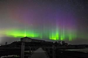What Causes The Aurora Borealis