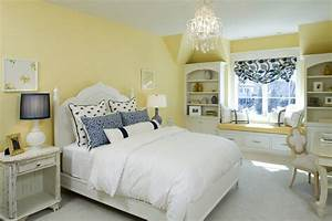 Quelle Couleur De Peinture Pour Une Chambre : couleur de chambre 100 id es de bonnes nuits de sommeil ~ Dallasstarsshop.com Idées de Décoration