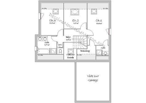 etag e bureau plans de maisons contemporaines catalogue et plans
