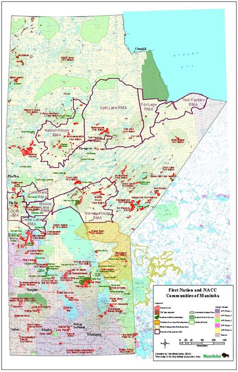 Sustainable Development Province Manitoba