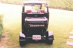 2001 Gem E825 Electric Cart