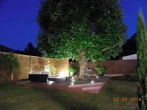 Eclairage Terrasse Bois : terrasse en ipe ustaritz 64 cl ture bois spa terrasse ~ Melissatoandfro.com Idées de Décoration