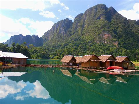 Khao Sok National Park Here To Stray