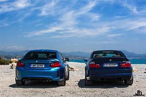 Photoshoot  E46 M3 And Bmw M2