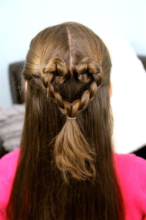 15 valentine s day hairstyle ideas looks for little