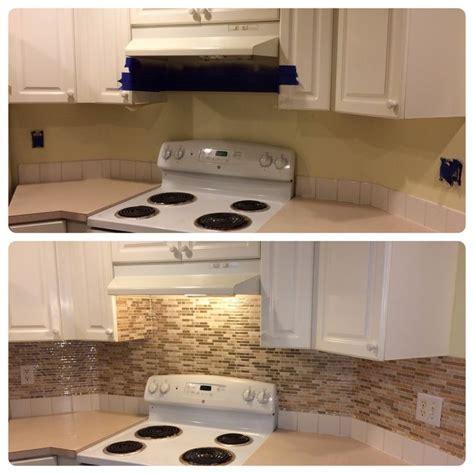 smart tiles bellagio sabbia smart tiles bellagio sabbia easiest kitchen makeover