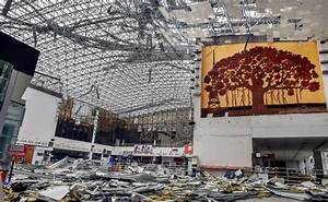 Cyclone Hudhud Blew Roof Off Vizag Airport, No Flights