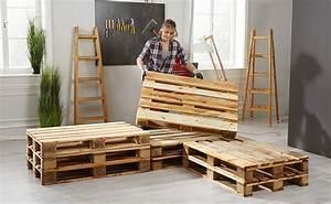 Palettenmöbel Selber Bauen : palettenm bel selber bauen m max blog ~ Buech-reservation.com Haus und Dekorationen