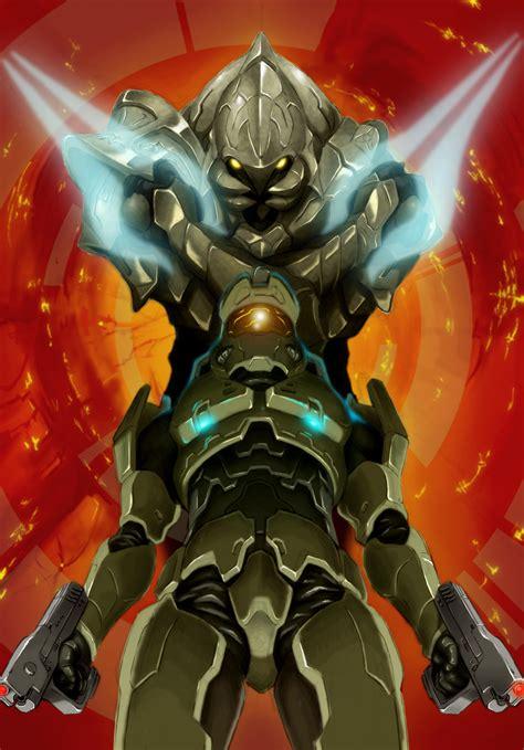 master chief halo game zerochan anime image board