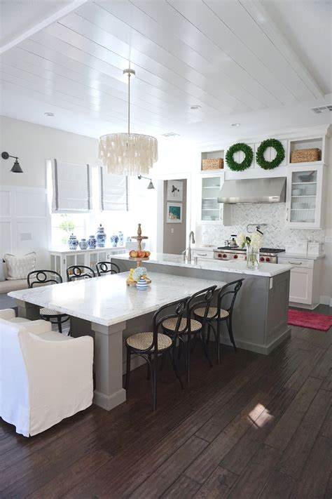 kitchen island with table seating beautiful homes of instagram home bunch interior design