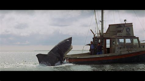 Jaws Bigger Boat Image by Review Jaws 3d 1983 Who Spilled My Popcorn