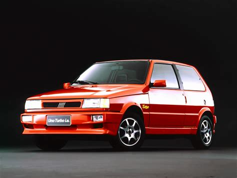 Fiat Turbo by 1989 Fiat Uno Turbo Ie Related Infomation Specifications