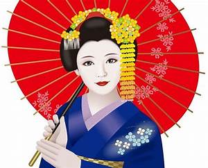 Traditional Japanese Geisha Art | Japanese Geisha Art ...