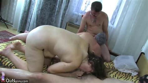 Oldnanny Group Sex Chubby Granny And Fat Mature Are Horny On Gotporn