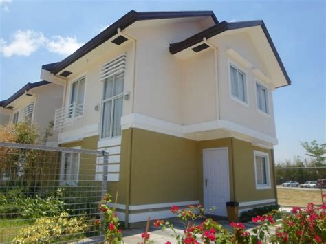 affordable house design philippines lancaster new city cavite