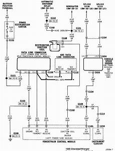 Cherokee  Fuel Pump Relay Wiring Diagram And Ignition Switch