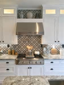 White Kitchen Backsplash Tile New 2016 Decorating Ideas Home Bunch Interior Design Ideas