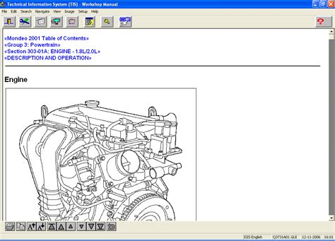 ford technical information system ford tis  cd